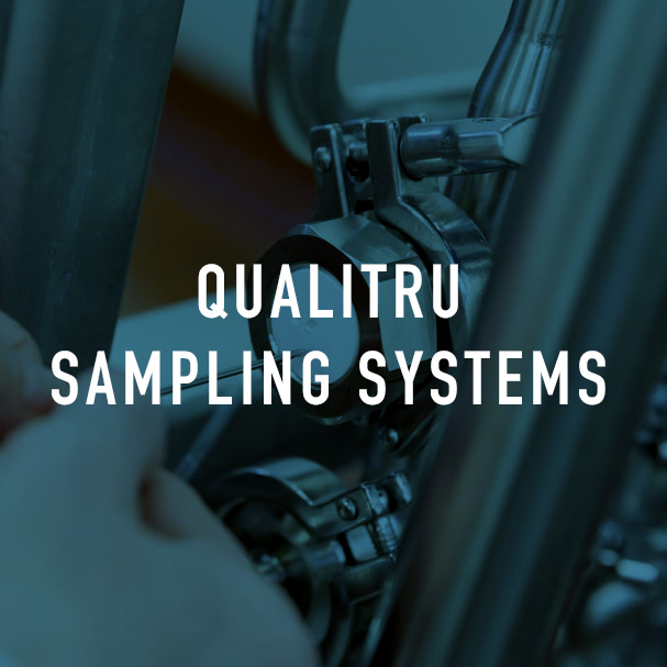 Foddes Qualitru sampling systems